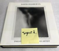 David Hamilton Twenty Five Years of an Artist 1992 Signed Limited Edition 46/300