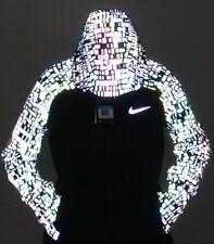Women's Nike Hyper Shield Flash 3M  Running Jacket Green $400 Medium799879 392