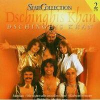 DSCHINGHIS KHAN - STARCOLLECTION 2 CD NEU