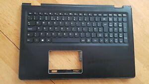 Lenovo Yoga 500 15IBD Palmrest Keyboard UK Layout 5CB0H91271