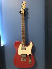 Fender Player Series Telecaster HH Pau Ferro / Red