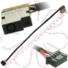 HP ENVY 17-j010el connecteur 10 broches DC IN Power Jack Port Socket avec Cable