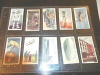 1936 THIS MECHANIZED AGE series 1 Godfrey Phillips Tobacco Card Set of 50 cards
