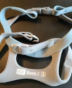 2 X Small F&P Eson2 Mask Replacement Headgear  with 2 clips