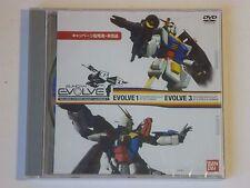 New Mobile Suit G-Gundam Evolve 1 and 3 OVA Short Stories Anime DVD Bandai