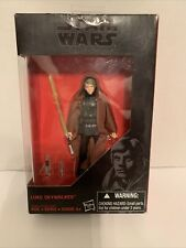 Star Wars Luke Skywalker The Black Series 3.75? Walmart Exvlusive VC175