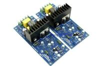 HIFI L25D Power stereo Amplifier board kit IRS2092 IRFB4020PBF AMP 250W*2 8ohm