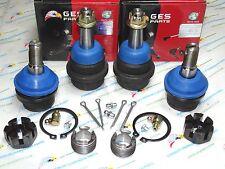 4PCS Suspension Front Ball Joints Wrangler Cherokee K3134 K3137