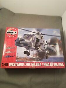 Airfix 1/48 a10107 Westland Lynx Mk88A HMA8 MK90B parts sealed!! US SELLER