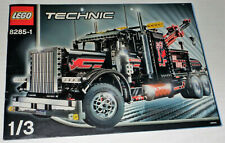 Lego Technic Tow Truck 8285 (met. silver Version) inkl. OBA (ohne Box)