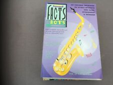 Facts&Acts-Mei 1993 Music book