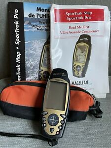 Magellan SporTrak Map Handheld GPS