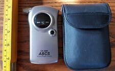 Working Digital Abcs Ca2000 Alcohol meter Breathalyzer Breath Tester Detector