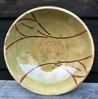 Winchcombe Pottery, Very Early Ray Finch Bowl, Circa 1936. Michael Cardew Link