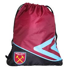 Umbro Marca West Ham United Fc Gimnasio Escuela Pe Natación Bolsa Deporte  Nuevo . b2b54642ccbed