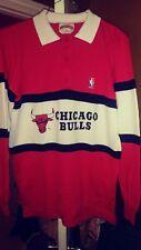 Nutmeg Chicago Bulls Throwback Sweater Starter Tracksuit Medium New! Last Dance