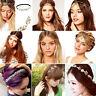 New Women Rhinestone Head Chain Jewelry Headband Head Piece Hair Band Lady Gift