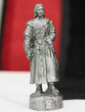 Boromir Rook Lord of the Rings Chess Silver Replacement Part Pieces