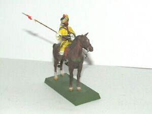 AIRFIX BENGAL LANCER KIT 54mm 1/32 BUILT AND PAINTED