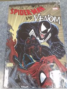 Spider-Man vs. Venom Omnibus (2018) #[nn] Unopened Still Sealed Contains ASM 300