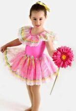 Victoria Dancewear * Bnwt * Festival De Danse Ballet Show Costume Taille Petit enfant