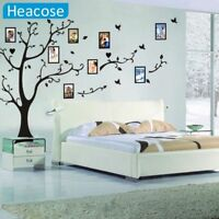 Wall Stickers Tree Living Room Bedroom Mural Art Wallpaper Home Decor Large Size