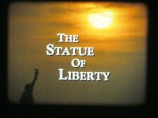 16 mm Sound color Film The Statue Of Liberty