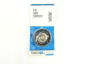 NOS Tomco Carb Choke Thermostat 9101 Fits 75-82 Ford Lincoln Mercury 2BBL