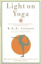 Light on Yoga: Yoga Dipika by B.K.S. Iyengar Paperback Book (English)