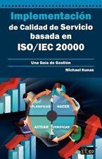 Implementación de Calidad de Servicio Basado en Iso/Iec 20000 - Guía de...