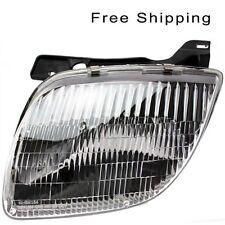 Halogen Head Lamp Assembly Driver Side Fits 1995-2002 Pontiac Sunfire GM2502171