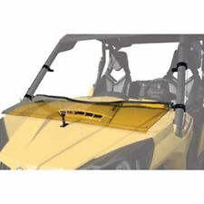 "Can-Am Commander 800R 1000 DPS X XT XT-P Tusk +2"" Half Hinged Windshield"
