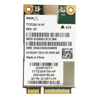 Dell Wireless Modem Precision M6700 3G WWAN Mini PCI-E DW5630 0269Y Gobi 3000