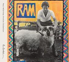 PAUL AND LINDA McCARTNEY RAM REMASTERED DIGIPAK CD NEW 2012 release