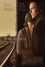 RAILS & TIES Movie POSTER 27x40 Marcia Gay Harden Kevin Bacon Brian Bogulski