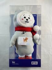 OFFICIAL BTS BT21 RJ-STANDING DOLL WINTER/CHRISTMAS VER [US SELLER]