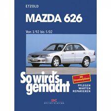 Mazda 626, Typ GE/GF/GW (92-02) So wird's gemacht - Reparaturanleitung