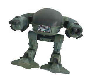 "Vintage Kenner Robocop Ed-209 5"" Action Figure Robot Vehicle Orion  1989 Rare"