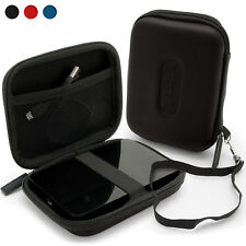 Black Case Cover for WD My Passport for Mac Hard Drive Suitable for 250- 640gb