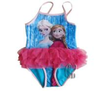 AU SELLER Girl's Frozen Elsa Anna One Piece Swimwear Dance Leotard gs016