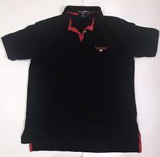 Vintage Polo Sport Ralph Lauren Spell Out Logo Polo Shirt Men's XL