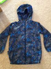 Boys Lightweight Rain Coat, Mountain Warehouse, Aged 9-10yrs