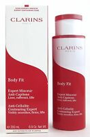 Clarins Body Fit Anti-Cellulite Contouring Expert 200 ml/ 6.9 oz New In Box