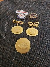 Vintage Antique Automobile Club of America lot tie Tac brooches