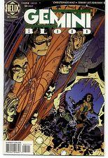 GEMINI BLOOD  (1996) #5 DC Comics VF/NM
