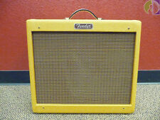 Fender Blues Junior 15 Watt Guitar Amplifier, Lacquered Tweed, Free Shipping USA