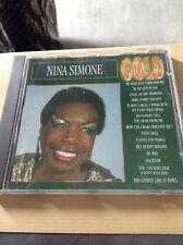 RARE CD Album Nina Simone GOLD 14 titres 1993