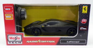 Maisto 1/24 Scale 27MHz RC Model Car 81086 - LaFerrari - BLack