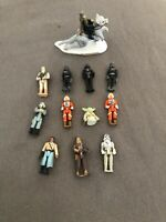 Galoob 90's Micro Machines Action Fleet STAR WARS Figure Lot of 12 Vader Voda