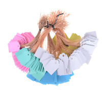 100Pcs Jewelry Garment Merchandise Gardening Brand Label Price Tags 4.5*3cm JR